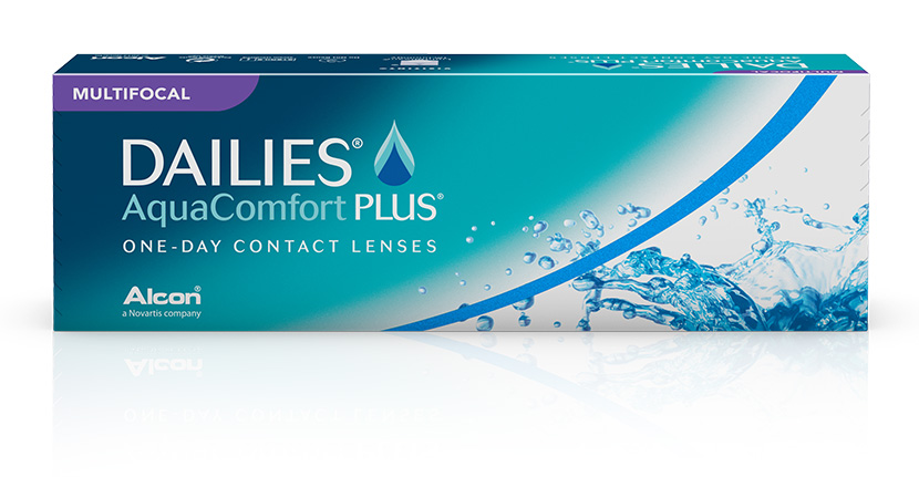 DAILIES AquaComfort Plus Multifocal Tageslinse
