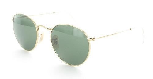 Runde Sonnenbrillen von Ray Ban