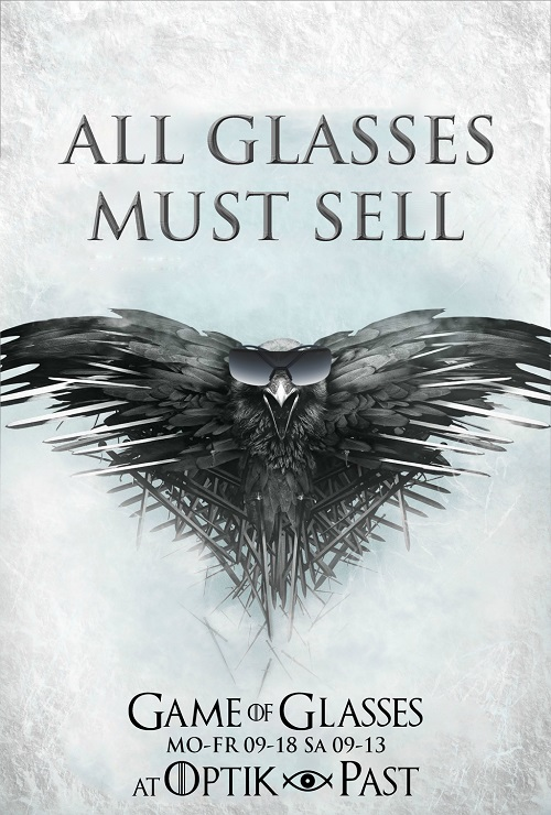 2015 Game of Glasses